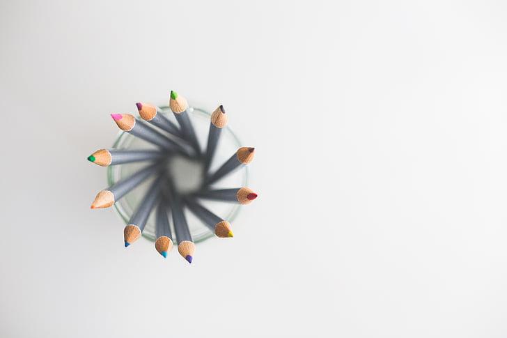 olovka, olovke, boje, krejon, bojice, krupne, boja