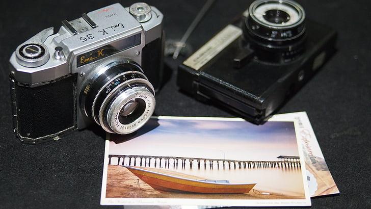film, camera, 35mm, emi, 35, classic, model