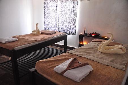 massatge de parelles, Spa, relaxació