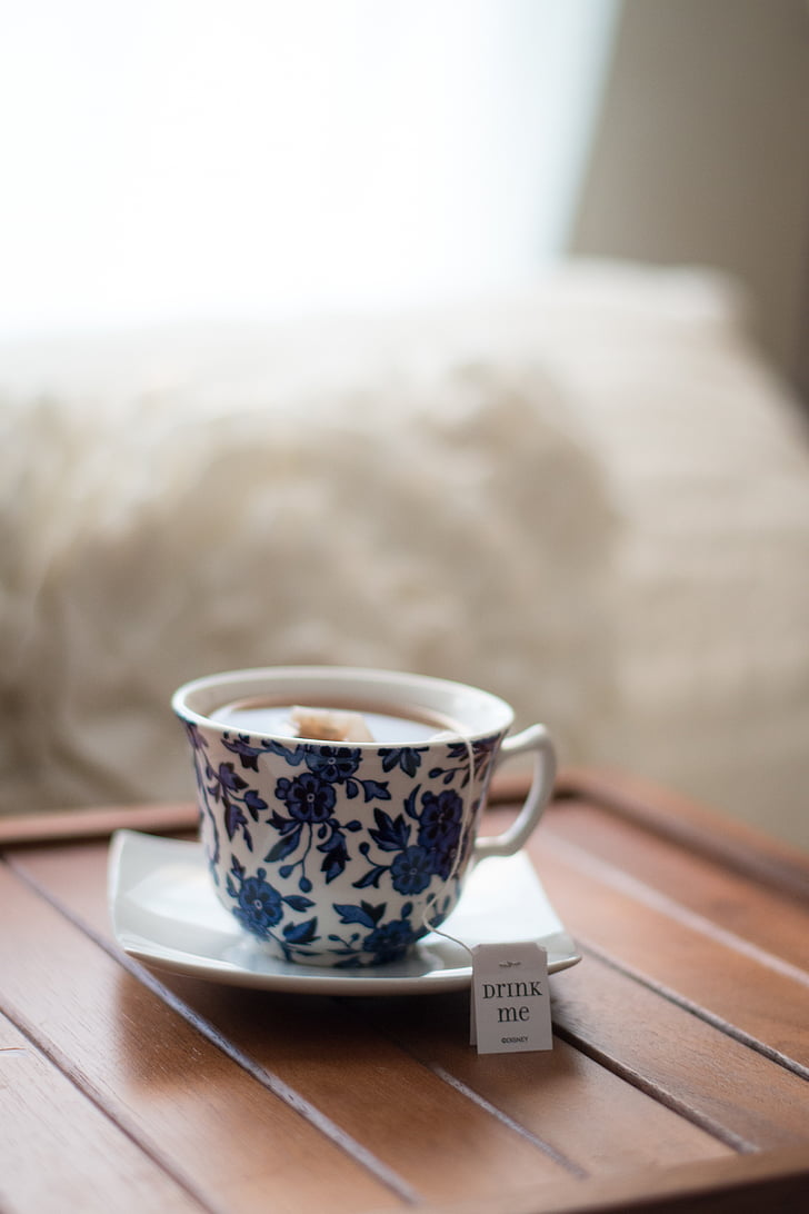 keraamika, Cup, tee, teepakike, tee tassi