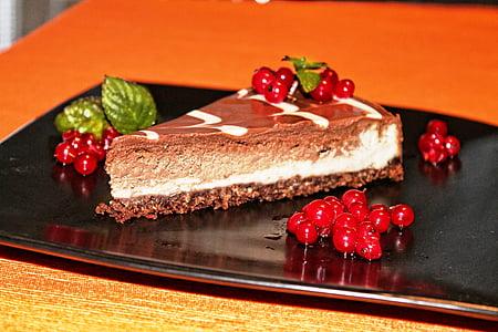 Чізкейк, Choco, шоколад, смачні, десерт, продукти харчування, Солодкий