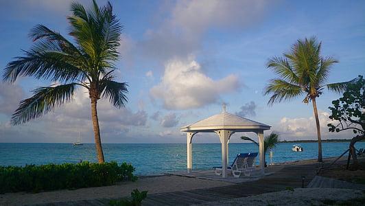 Bahamas, tropical, Caribe, vacaciones, turquesa, Turismo, complejo
