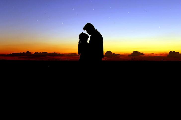 love, sunrise, wasserkuppe, mountain, for two, i love you, romantic