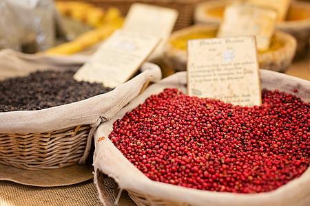 Hoa hồng, thị trường của nông dân, hạt giống, thu hoạch, gia vị, thực phẩm, thị trường