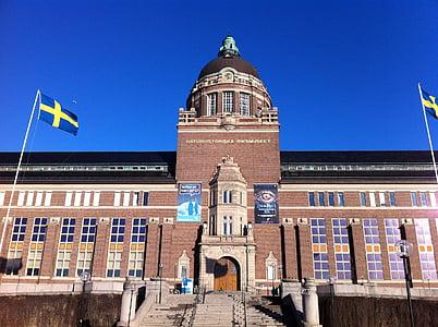 Svenska Naturhistoriska, museet, Sverige, Stockholm, Naturhistoriska riksmuseet