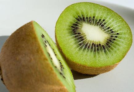 quivi, frutas, útil, comer, suculento, saúde, comida
