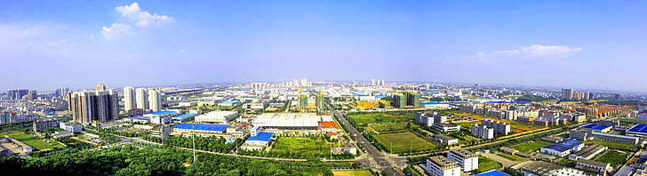 changsha, city, overlooking the, cityscape, urban Skyline, architecture, asia