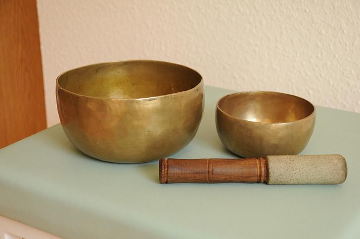 bols chantants, quigong, art japonais de guérison, méditation, massages complet du corps, Wellness, oriental
