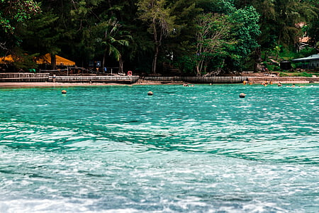 Isla, Paraíso, Playa, Océano, viajes, tropical, naturaleza