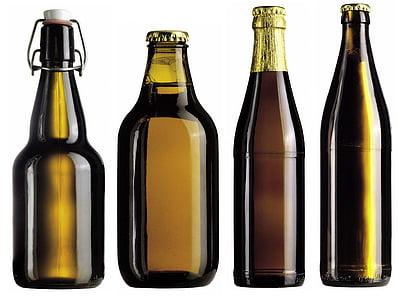 pivo, boce, pića, alkohol, staklena boca, boca, Pijanka