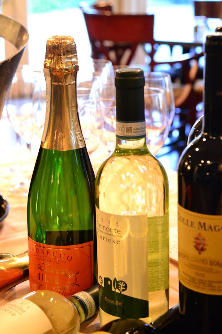вино, дегустация, дегустация на вино, бутилка, събитие, алкохол, напитка