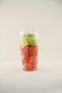 buah, salad, Makanan, salad buah, sehat, segar, Kiwi