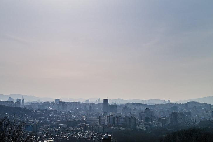 Seoul, mùa hè, Gil, đêm xem