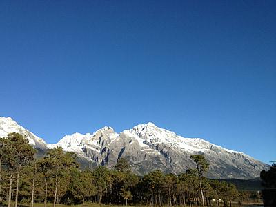 Lijiang, la muntanya neu drac de jade, pic
