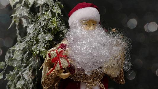 christmas, christmas card, christmas motif, santa Claus, celebration, winter, decoration