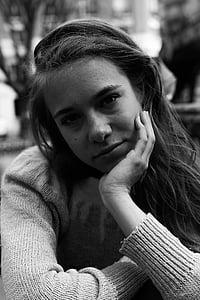 cute, portrait, lifestyle, woman, young woman, beauty, model