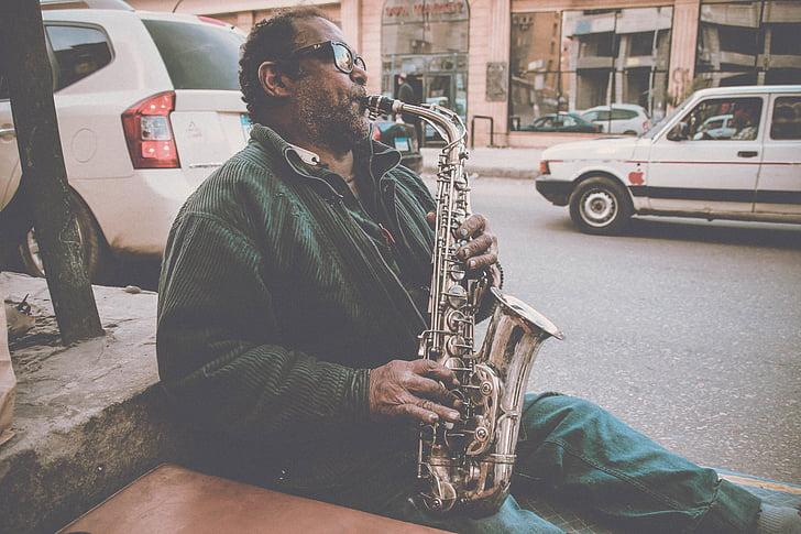 show, street, travel, man, art, music, live