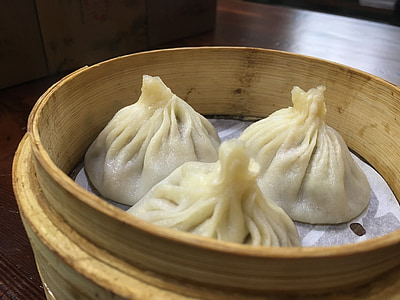dumplings, chinese food, snack, asian, cooking, traditional, steamed