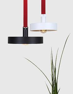 disseny d'il·luminació, il·luminació interior konsyap, llum penjant, equips de llums de disseny, equips de llums interiors