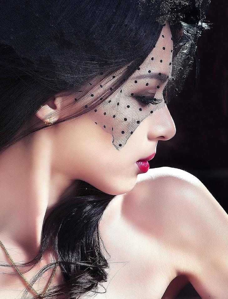 portrait, photography, girls, woman, model, make up, beauty