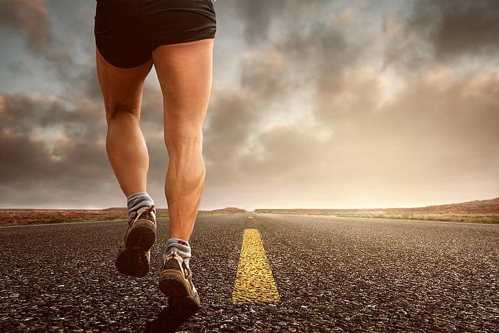jogging, kör, idrott, JOG, sportig, Race, kontinuerlig drift