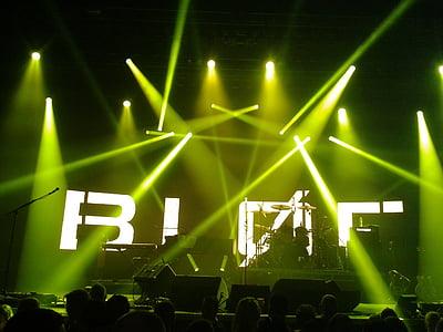 bløf, concert, tilburg, stage - Performance Space, popular Music Concert, spotlight, performance