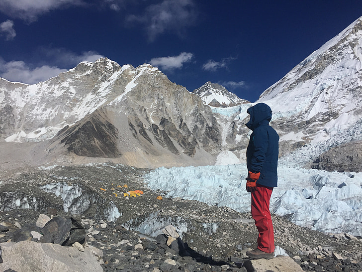 Foto Gratis Gunung Everest Himalaya Nepal Gunung Everest