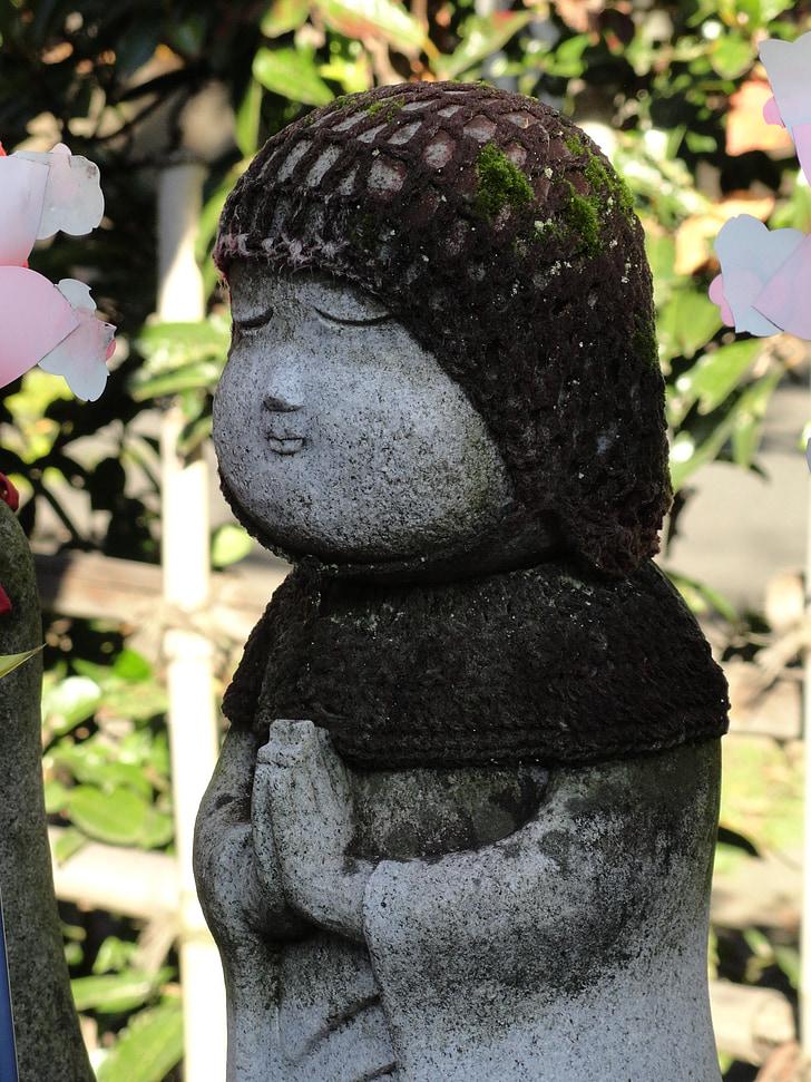 Nhật bản, tinh thần, ngôi đền, Miếu thờ, bức tượng