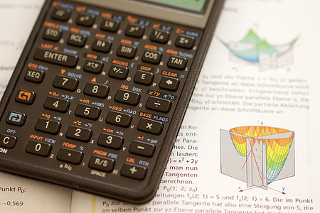 Kalkylatorn, matematik, skolan, lärlingsutbildning, studera, Greve, Hur man beräknar