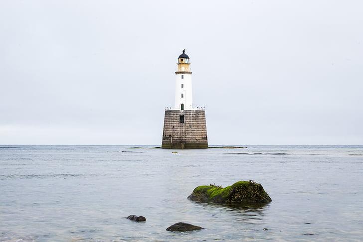 Far, Escòcia, Mar, Costa, Regne Unit, l'aire lliure, Costa