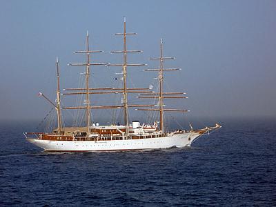 fartyg, Frakt, transport, maritima, kryssningsfartyg, havet, drivande kryssningsfartyg