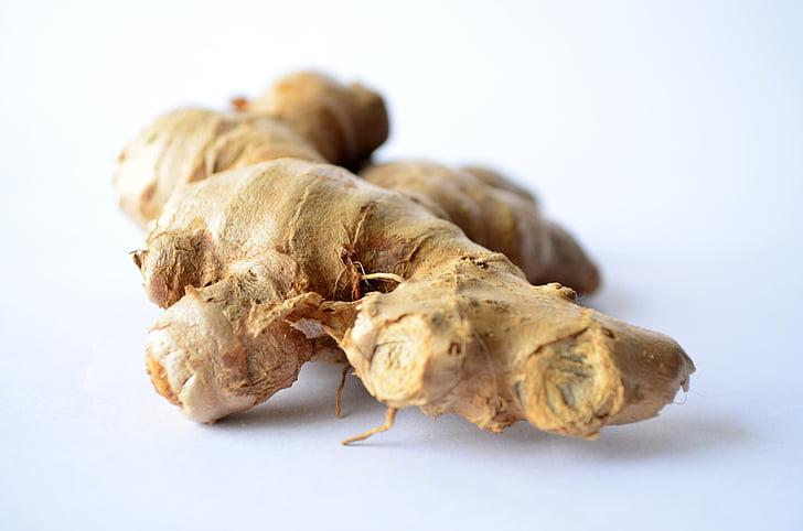 gingebre, espècies, crua, ingredient, condiment, aroma de, sabor