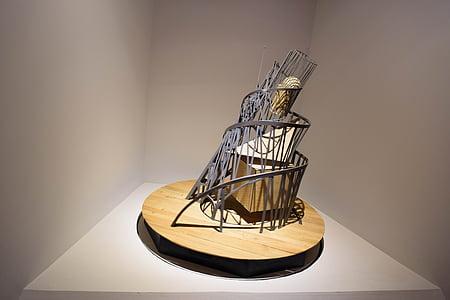Art, muuseum, töö, Vanguard, arhitektuur, kaasaegse kunsti, skulptuur