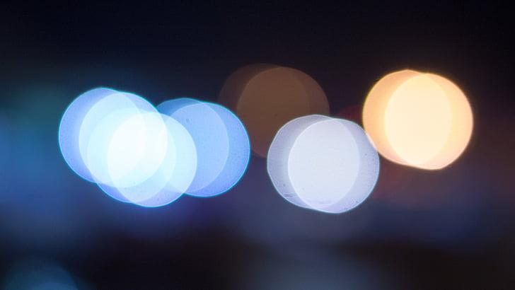 bokeh, blur, blue, life, outside, love, month