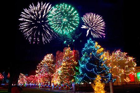 christmas, xmas, lights, christmas lights, decoration, holiday, festive