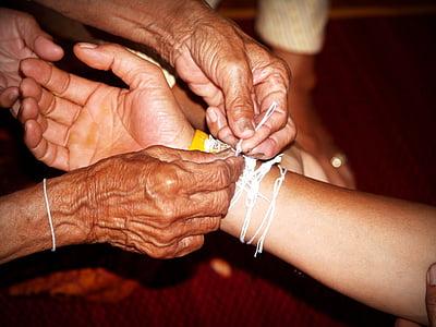 hand, hold, care, help, elderly, old, senior