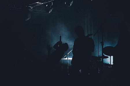 ellenséges, zenekar, rock, gitár, Térkép, zene, ének