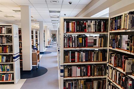 Perpustakaan, buku, membaca, pendidikan, pengetahuan, sewa, Kielce