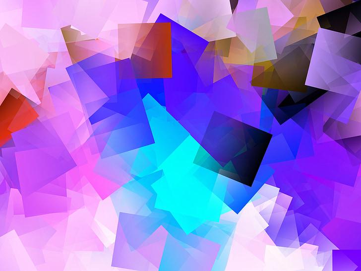 el fons, disseny, taula de treball, textura, gràfics, blau, violeta