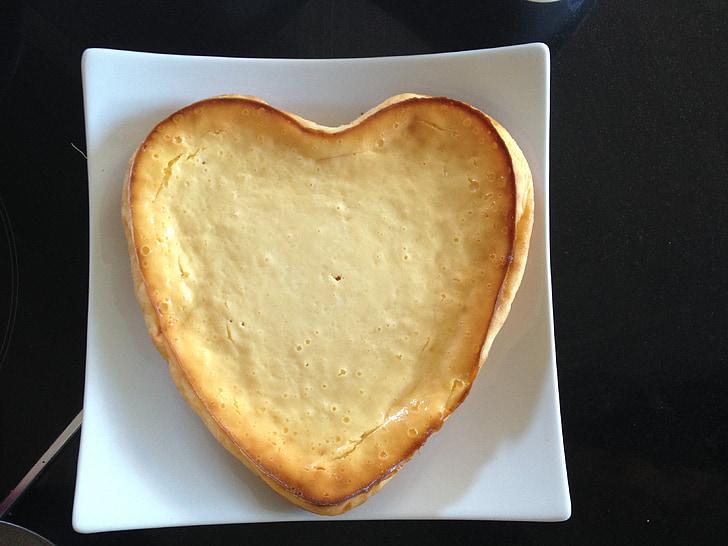 südame, kook, Armastus, Küpseta, südame kook, pidu, küpsetised