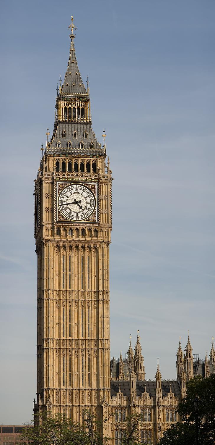 Big ben, Iso-Britannia, Lontoo