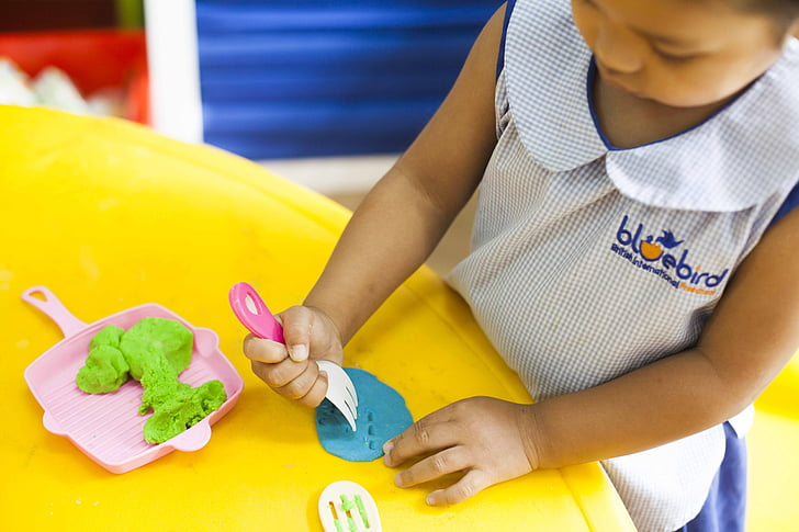 nens, jugar, aprendre, nen, infantesa, persones
