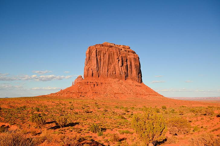 EUA, Amèrica, sud-oest, salvatge oest, paisatge, Vall del monument, Utah
