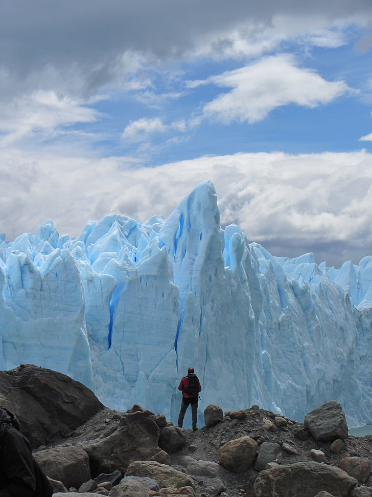 Glacier, Perito moreno, Ice, natur, Mountain, vandreture, eventyr