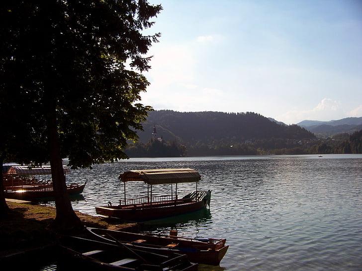 lake bled, karawanken, slovenia, alpine hiking, trekking, the gorenjska region, jumbo