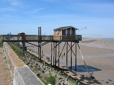 pesca, peix, casa en xanques, Atlàntic, costa atlàntica, casa de xanques, aigües