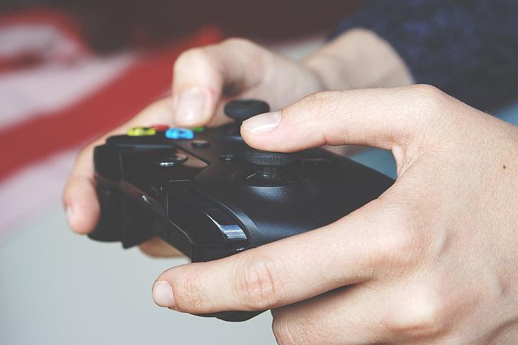 video games, joy-stick, games, controller, play, computer games, hobby