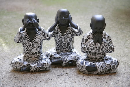 Buddha, meditáció, Zen, Serenity, buddhizmus, Relax, szobor