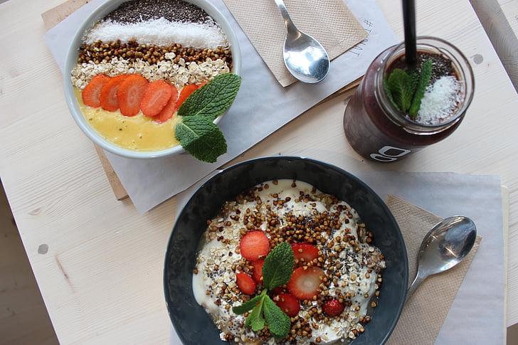 eten, veganistisch, gezonde, voeding, heerlijke