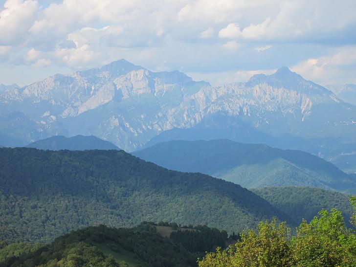Itàlia, paisatge, Europa, natura, viatges, europeu, viatge